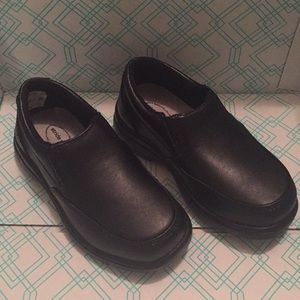 Stride Rite Toddler Dress Shoes 8 1/2W New in Box